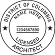 ARCH-DC - Architect - District of Columbia<br>ARCH-DC