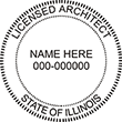 ARCH-IL - Architect - Illinois<br>ARCH-IL