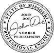 ENG-MO - Engineer - Missouri<br>ENG-MO