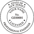 ENG-NJ - Engineer - New Jersey<br>ENG-NJ
