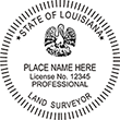 LANDSURV-LA - Land Surveyor - Louisiana<br>LANDSURV-LA