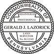 LANDSURV-PA - Land Surveyor - Pennsylvania<br>LANDSURV-PA
