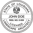 LSARCH-LA - Landscape Architect - Louisiana<br>LSARCH-LA