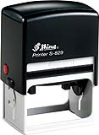 "S-829 Custom Self-Inking Rubber Stamp<BR>Impression Area: 1-9/16"" x 2-1/2"""