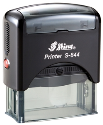 "S-844 Custom Self-Inking Rubber Stamp<BR>Impression Area: 7/8"" x 2-3/8"""
