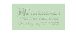 Rectangular Address
